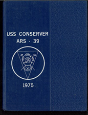 1975 Edition, Conserver (ARS 39) - Naval Cruise Book