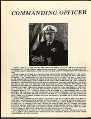 Page 10, 1983 Edition, Conolly (DD 979) - Naval Cruise Book online yearbook collection