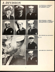 Page 15, 1983 Edition, Conolly (DD 979) - Naval Cruise Book online yearbook collection