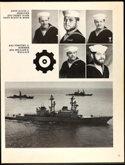 Page 17, 1983 Edition, Conolly (DD 979) - Naval Cruise Book online yearbook collection