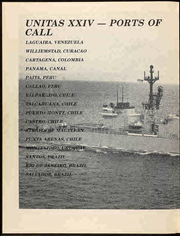 Page 6, 1983 Edition, Conolly (DD 979) - Naval Cruise Book online yearbook collection