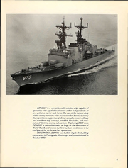 Page 7, 1989 Edition, Conolly (DD 979) - Naval Cruise Book online yearbook collection