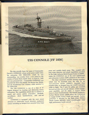 Page 5, 1976 Edition, Connole (FF 1056) - Naval Cruise Book online yearbook collection