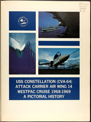 Page 5, 1969 Edition, Constellation (CV 64) - Naval Cruise Book online yearbook collection