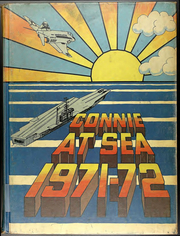 Page 1, 1972 Edition, Constellation (CV 64) - Naval Cruise Book online yearbook collection