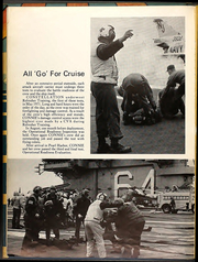 Page 10, 1972 Edition, Constellation (CV 64) - Naval Cruise Book online yearbook collection