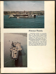 Page 7, 1972 Edition, Constellation (CV 64) - Naval Cruise Book online yearbook collection