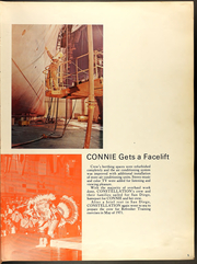 Page 9, 1972 Edition, Constellation (CV 64) - Naval Cruise Book online yearbook collection