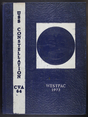 1973 Edition, Constellation (CV 64) - Naval Cruise Book