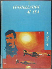 1974 Edition, Constellation (CV 64) - Naval Cruise Book