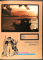 Page 5, 1977 Edition, Constellation (CV 64) - Naval Cruise Book online yearbook collection