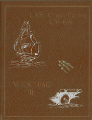1978 Edition, Constellation (CV 64) - Naval Cruise Book