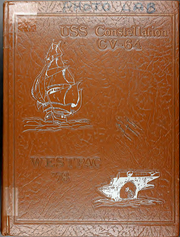 1979 Edition, Constellation (CV 64) - Naval Cruise Book