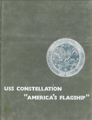 1985 Edition, Constellation (CV 64) - Naval Cruise Book