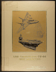 1987 Edition, Constellation (CV 64) - Naval Cruise Book