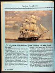 Page 10, 1987 Edition, Constellation (CV 64) - Naval Cruise Book online yearbook collection