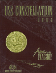 1995 Edition, Constellation (CV 64) - Naval Cruise Book