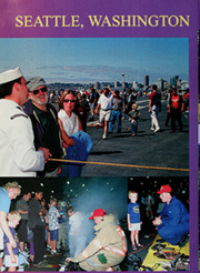 Page 12, 2001 Edition, Constellation (CV 64) - Naval Cruise Book online yearbook collection