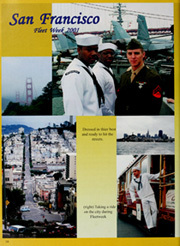 Page 14, 2001 Edition, Constellation (CV 64) - Naval Cruise Book online yearbook collection
