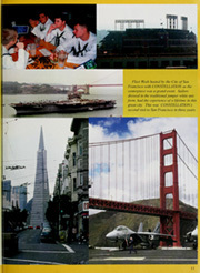 Page 15, 2001 Edition, Constellation (CV 64) - Naval Cruise Book online yearbook collection
