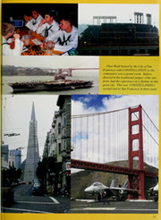 Page 17, 2001 Edition, Constellation (CV 64) - Naval Cruise Book online yearbook collection