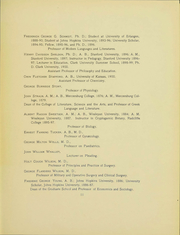 Page 10, 1905 Edition, University of Oregon - Oregana Yearbook (Eugene, OR) online yearbook collection