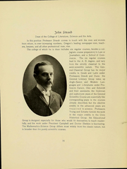 Page 15, 1905 Edition, University of Oregon - Oregana Yearbook (Eugene, OR) online yearbook collection
