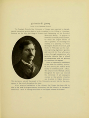Page 16, 1905 Edition, University of Oregon - Oregana Yearbook (Eugene, OR) online yearbook collection