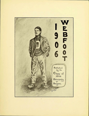 Page 4, 1905 Edition, University of Oregon - Oregana Yearbook (Eugene, OR) online yearbook collection