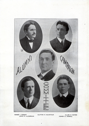Page 4, 1910 Edition, University of Oregon - Oregana Yearbook (Eugene, OR) online yearbook collection