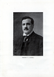 Page 8, 1910 Edition, University of Oregon - Oregana Yearbook (Eugene, OR) online yearbook collection