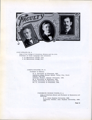 Page 10, 1912 Edition, University of Oregon - Oregana Yearbook (Eugene, OR) online yearbook collection