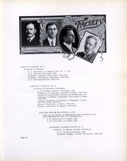Page 13, 1912 Edition, University of Oregon - Oregana Yearbook (Eugene, OR) online yearbook collection