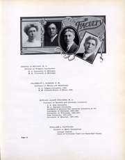 Page 15, 1912 Edition, University of Oregon - Oregana Yearbook (Eugene, OR) online yearbook collection