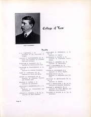 Page 17, 1912 Edition, University of Oregon - Oregana Yearbook (Eugene, OR) online yearbook collection
