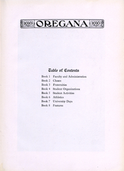 Page 10, 1916 Edition, University of Oregon - Oregana Yearbook (Eugene, OR) online yearbook collection