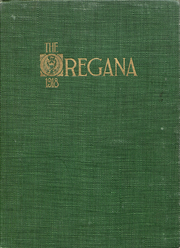 University of Oregon - Oregana Yearbook (Eugene, OR) online yearbook collection, 1918 Edition, Page 1