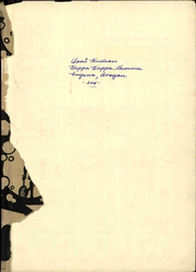 Page 5, 1929 Edition, University of Oregon - Oregana Yearbook (Eugene, OR) online yearbook collection
