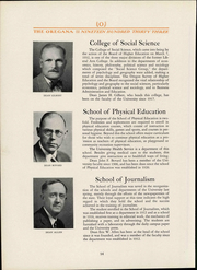 Page 16, 1933 Edition, University of Oregon - Oregana Yearbook (Eugene, OR) online yearbook collection