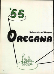 Page 8, 1955 Edition, University of Oregon - Oregana Yearbook (Eugene, OR) online yearbook collection