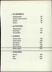 Page 13, 1957 Edition, University of Oregon - Oregana Yearbook (Eugene, OR) online yearbook collection