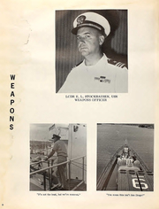 Page 10, 1968 Edition, Coontz (DLG 9) - Naval Cruise Book online yearbook collection