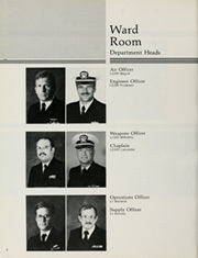 Page 12, 1985 Edition, Cook (FF 1083) - Naval Cruise Book online yearbook collection