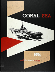 1954 Edition, Coral Sea (CVA 43) - Naval Cruise Book