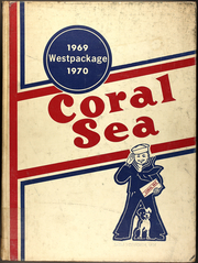 Page 1, 1970 Edition, Coral Sea (CVA 43) - Naval Cruise Book online yearbook collection