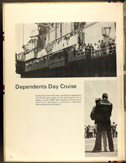 Page 16, 1970 Edition, Coral Sea (CVA 43) - Naval Cruise Book online yearbook collection