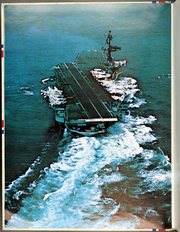 Page 6, 1970 Edition, Coral Sea (CVA 43) - Naval Cruise Book online yearbook collection