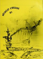 Page 5, 1983 Edition, Coral Sea (CVA 43) - Naval Cruise Book online yearbook collection
