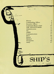 Page 6, 1983 Edition, Coral Sea (CVA 43) - Naval Cruise Book online yearbook collection