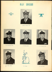 Page 16, 1962 Edition, Charles F Adams (DDG 2) - Naval Cruise Book online yearbook collection